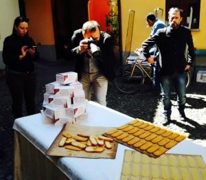 I Biscottini di Novara della Bottega artigianale Camporelli