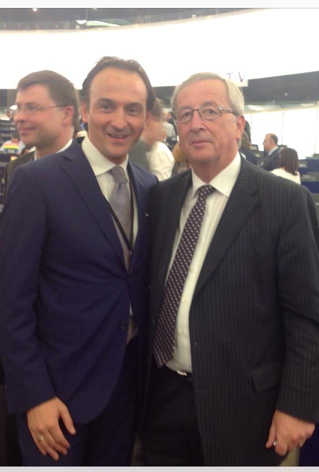 foto Cirio-Juncker
