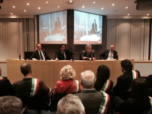 Incontro Tajani_Toti