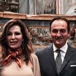 DANIELA SANTANCHE' AD ALBA PER PRESENTARE IL SUO LIBRO