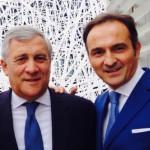 PER LA PRIMA VOLTA UN ITALIANO PRESIDENTE DEL PARLAMENTO EUROPEO