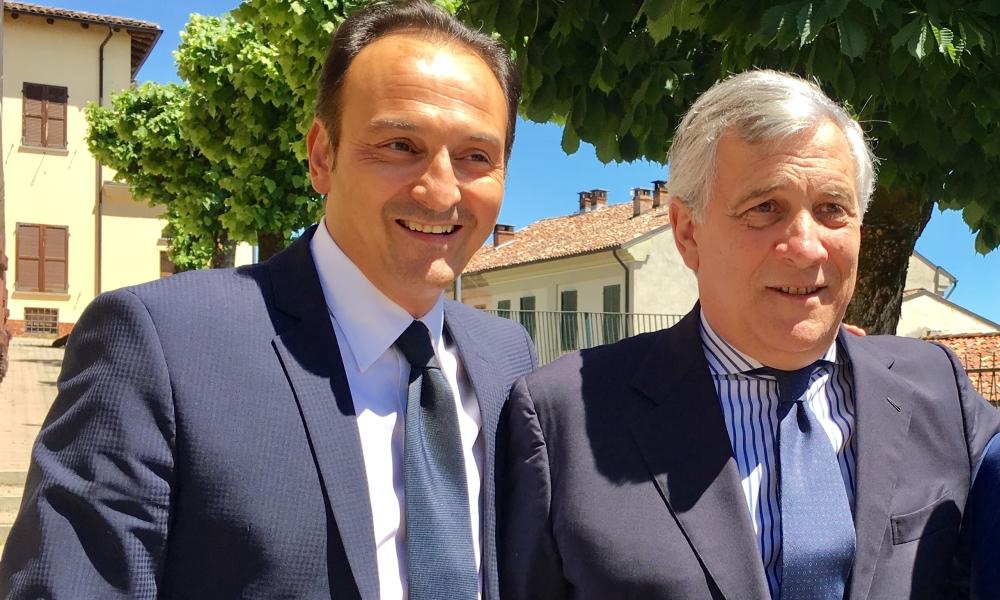 LA DUE GIORNI DEL PRESIDENTE DEL PARLAMENTO EUROPEO IN PIEMONTE