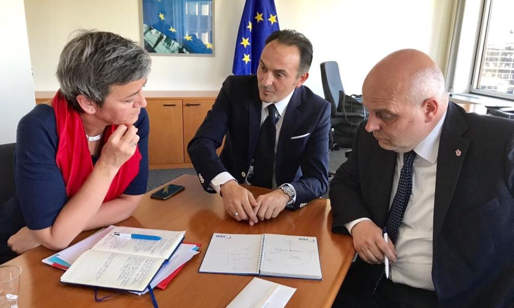 ASTI-CUNEO: INCONTRO A STRASBURGO CON LA COMMISSARIA EUROPEA
