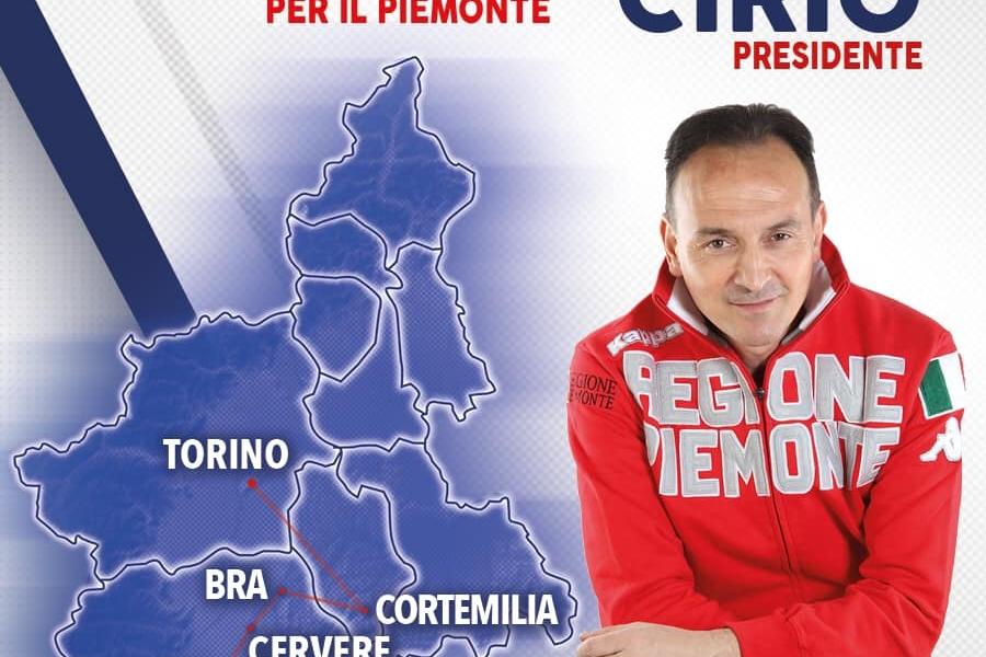 AGENDA VELOCE_15 MAGGIO: OGGI A TORINO, CORTEMILIA, BRA,CERVERE, CUNEO