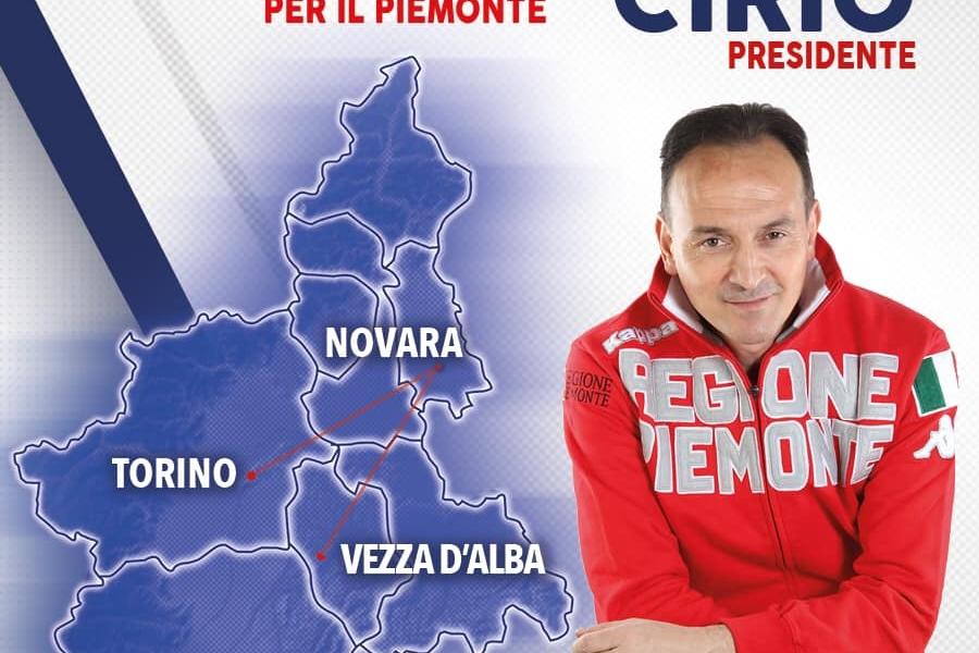 AGENDA VELOCE_16 MAGGIO: OGGI A TORINO, NOVARA, BORGOSESIA, ALBA, VEZZA D'ALBA