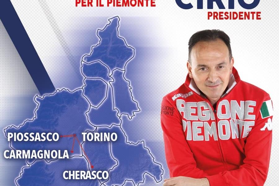 AGENDA VELOCE_18 MAGGIO: OGGI A CHERASCO, POLLENZO, TORINO, PIOSSASCO, CARMAGNOLA