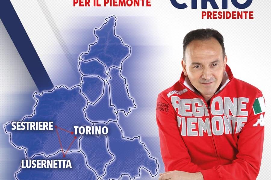 AGENDA VELOCE_19 MAGGIO: OGGI A TORINO, SESTRIERE, LUSARNETTA, PINEROLO