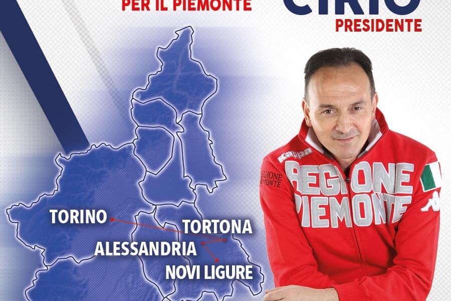 AGENDA VELOCE_23 MAGGIO: OGGI A TORINO, TORTONA, ALESSANDRIA, NOVI LIGURE