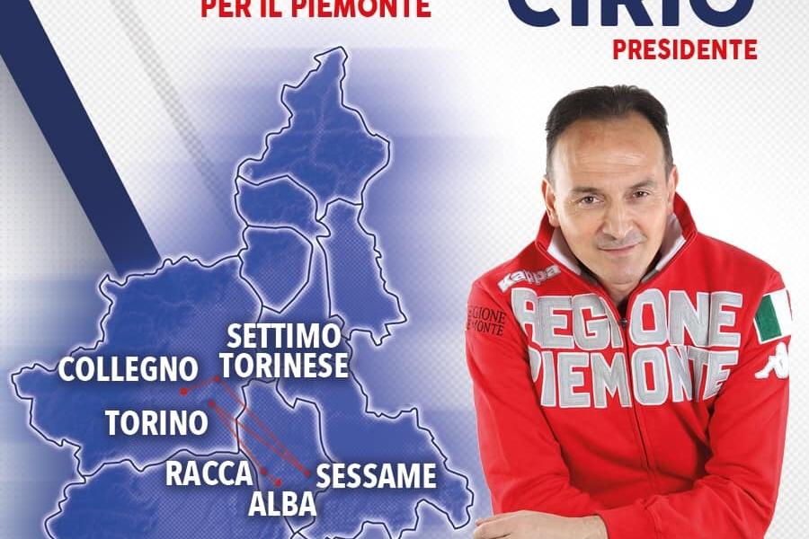 AGENDA VELOCE_5 MAGGIO A SETTIMO TORINESE, SESSAME, TORINO, RACCA, ALBA